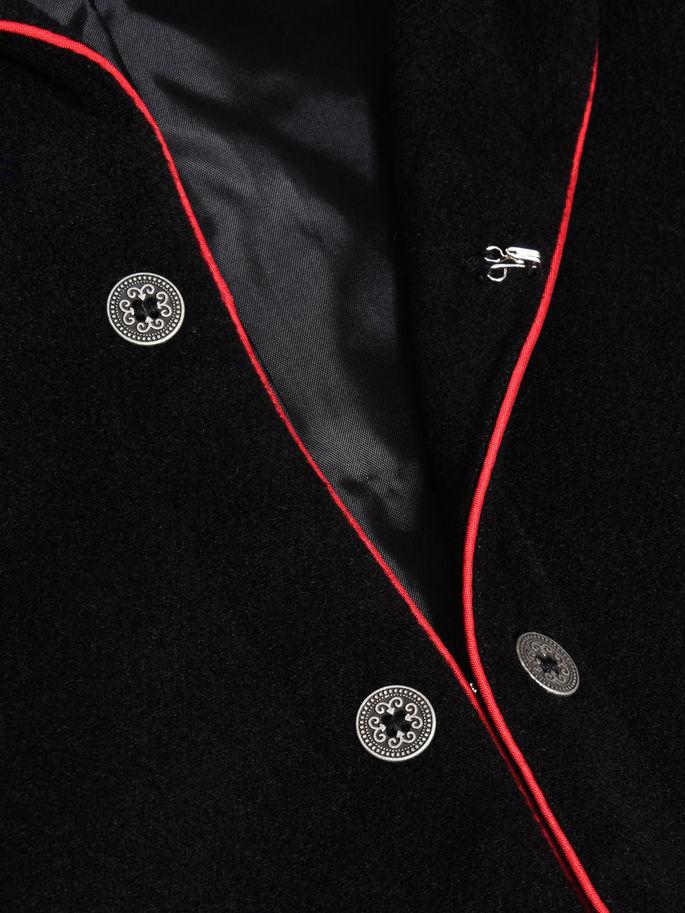 9d89ab1b MZ no Jacket Småungene Black Jakke til Nittate It bunad Name xvPqUY4q